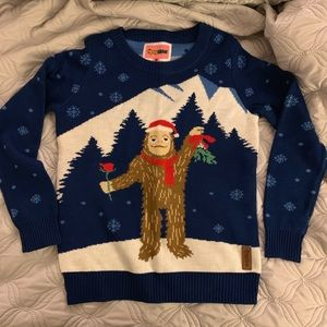 Tipsy Elves Ugly Christmas Sweater M